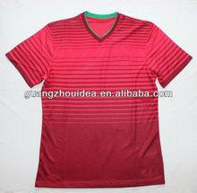 Newest Portugal AAA Quality Original Nation Team Soccer Jerseys World Cup 2014,Soccer Uniform,Football Shirts