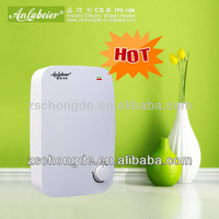 2014 home appliances instant boiling water heaters 220V 5KW export to Singapore