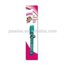 Cat collar - anchor,green Pet products cat collar