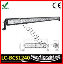 Long life 240W CREE LED light bar