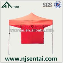 orange pop up tent/tendas 3x3/heavy duty aluminum popup tents 3x3