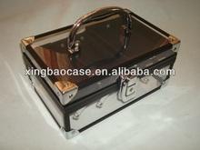 Aluminum cosmetic Case ABS case (XB-CS553)