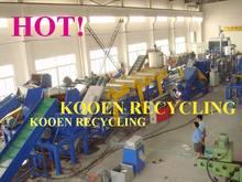 recycling plastic film