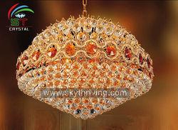 modern chandelier cristal pendant light