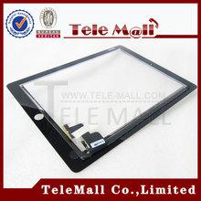 100% Original Touch Screen Display Digitizer Glass lens Plane For ipad 2 2nd Gen ( Black / White )