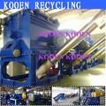 botella de plástico de la máquina de reciclaje para la venta