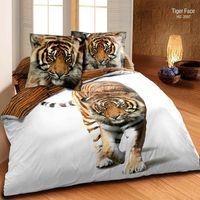 100% Cotton quilt 3d bedding set 3d duvet cover set