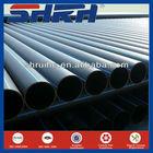 large plastic tube diameter corrugated drainage pe pipe