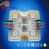 4 pcs led light 12v module rgb waterproof led module