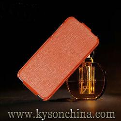 Premium leather case new design for iphone5, phone case manufacturers