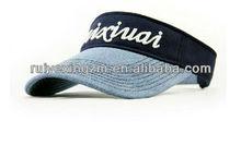 Sex girls summer visors with custom alibaba china wholesale
