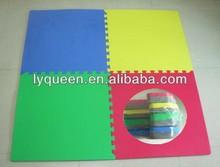 1mx1mx2.5cm High Grade Density EVA Foam Covers For GYM Mats