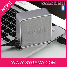 2013 Hot Selling Mini Bluetooth Stereo Wireless Speaker for iPAD / iPhone / iPod