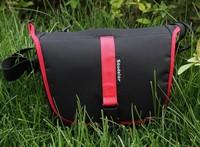 &Black Single Shoulder Bag Photography Slr Camera bag
