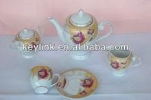 Top quality best sell ceramic espresso coffee set