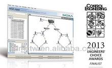 Industrial network management software