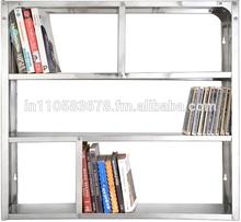 Middle Stainless Steel Storage shelf Rack 30X30 [RBJ]