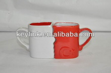 Best sell super quality porcelain drinking cup, novelty coffee cup