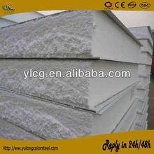 eps foam concrete wall panels