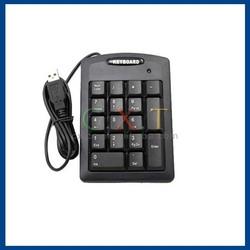 custom design mini usb digit keyboard