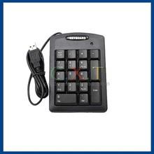 usb wired 17keys numeric keyboard wholesaler