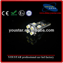 NO OBC ERROR Indicator Light T10 8 SMD 3528 Canbus Car Interior Lamp 194 168 Automobile Wedge LED Bulbs