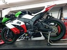 Discount price for 2014 Kwasaki ZX-10R