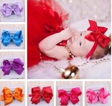 new born bowknot various colors headband