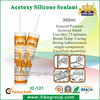 fast dry multipurpose silicone sealant (Kingjoin ID-121)