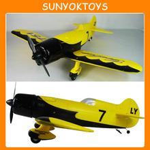 90CM GeeBee 6CH 2.4GHz Brushless Sport Aerobatic Model Airplane