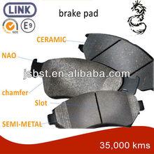 Brake Pad for FMSI:D240