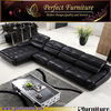 Nitaly leather recliner sofa PFS900043