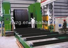 W11SNC-125*3000 Upper roller universal dough rolling machin