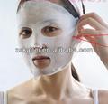 productos de spa de seda facial reafirmante máscara de hoja para la cara reafirmante