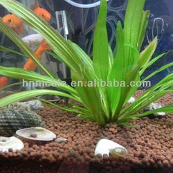 Organic fish fertilizer of nutrient clay pellet soil for aquarium