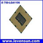 Intel core cpu processor i5 750 2.66GHz 8M 1156LGA for desktop