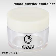 50g loose powder jar with sifter