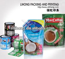 Professional Food Grade Plastic Packaging Manufacturer