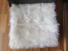 Whole Skin Natural Sheepskin Cushions