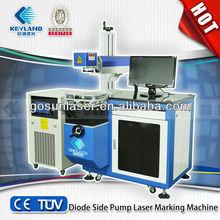 pen marking machine Diode side pump laser marking machine 50W 75W 100W