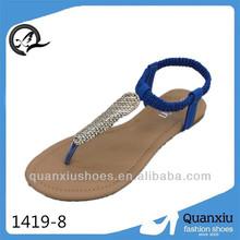 ladies chappal fashion pvc sandals alibaba china