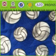 Volleyball fleece blanket