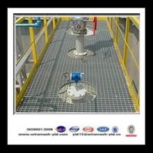 low carbon steel heavy duty steel floor grating/galvanized steel grating walkway(the ISO9001,BV certificated)