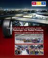 Hades pneu fabricante fornece tbr& pcr pneus radiais e preconceito