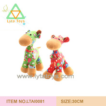 Plush animal/plush deer/kids toys