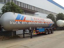 1T-5T lpg gas tank truck