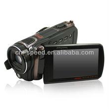 cheap coms sensor digital video camera sale easy installment with av input /TFT LCD Touch Display DV camera