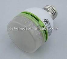 E27 LED lamp 3W RZD50SK automatic led bulb lamp with voice sensor