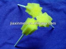 sponge oral swab