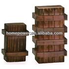 For Christmas Xmas Gift Wooden Secret Magic Box